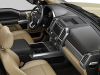 2018 Ford Chassis Cab F-550 LARIAT | Photo 1 | Camel Premium Leather, Luxury Captain's Chairs (5A)
