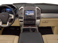 2018 Ford Chassis Cab F-550 LARIAT | Photo 3 | Camel Premium Leather, Luxury Captain's Chairs (5A)