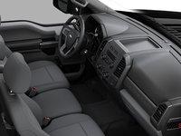 2018 Ford Chassis Cab F-550 XL | Photo 1 | Medium Earth Grey HD Cloth Bench (1S)