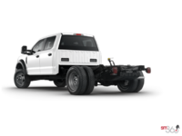 2018 Ford Chassis Cab F-550 XLT | Photo 2 | Oxford White