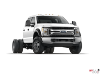 2018 Ford Chassis Cab F-550 XLT | Photo 3 | Oxford White