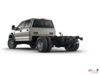 2018 Ford Chassis Cab F-550 XLT | Photo 2 | Stone Gray