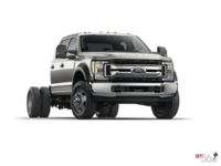 2018 Ford Chassis Cab F-550 XLT | Photo 3 | Stone Gray
