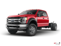 2018 Ford Chassis Cab F-550 XLT | Photo 1 | Race Red