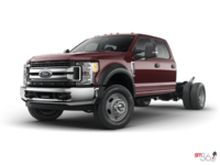 2018 Ford Chassis Cab F-550 XLT | Photo 1 | Magma Red