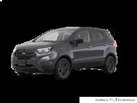 2018 Ford Ecosport S   Photo 3   Smoke
