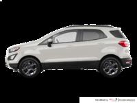 2018 Ford Ecosport SES   Photo 1   Diamond White
