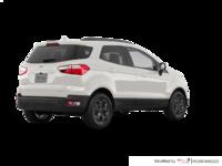 2018 Ford Ecosport SES   Photo 2   Diamond White