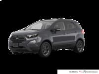 2018 Ford Ecosport SES   Photo 3   Smoke