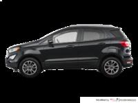 2018 Ford Ecosport TITANIUM | Photo 1 | Shadow Black