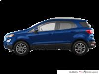2018 Ford Ecosport TITANIUM | Photo 1 | Lightning Blue