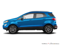 2018 Ford Ecosport TITANIUM | Photo 1 | Blue Candy Metallic