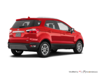 2018 Ford Ecosport TITANIUM | Photo 2 | Race Red