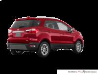 2018 Ford Ecosport TITANIUM | Photo 2 | Ruby Red Metallic