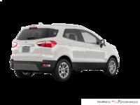 2018 Ford Ecosport TITANIUM | Photo 2 | Diamond White