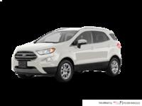 2018 Ford Ecosport TITANIUM | Photo 3 | Diamond White