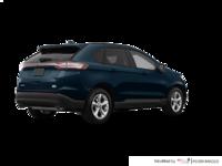 2018 Ford Edge SE   Photo 2   blue metallic