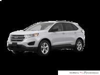 2018 Ford Edge SE   Photo 3   Ingot Silver Metallic