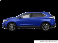 2018 Ford Edge TITANIUM   Photo 1   Lightning Blue
