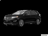 2018 Ford Edge TITANIUM   Photo 3   Shadow Black