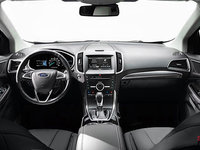 2018 Ford Edge TITANIUM   Photo 3   Ebony Leather