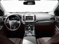 2018 Ford Edge TITANIUM   Photo 3   Cognac Perforated Leather