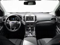 2018 Ford Edge TITANIUM   Photo 3   Ebony Perforated Leather