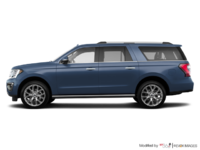 2018 Ford Expedition LIMITED MAX | Photo 1 | blue metallic