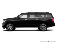 2018 Ford Expedition LIMITED MAX | Photo 1 | Shadow Black