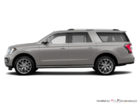 2018 Ford Expedition LIMITED MAX | Photo 1 | Stone Grey