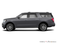 2018 Ford Expedition LIMITED MAX | Photo 1 | Magnetic Metallic