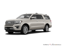 2018 Ford Expedition LIMITED MAX | Photo 3 | White Gold
