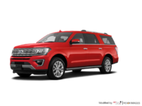 2018 Ford Expedition LIMITED MAX | Photo 3 | Ruby Red Tinted Clear Metallic