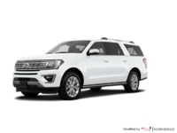 2018 Ford Expedition LIMITED MAX | Photo 3 | Oxford White