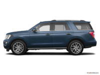 2018 Ford Expedition LIMITED | Photo 1 | blue metallic