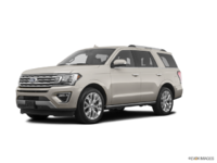 2018 Ford Expedition LIMITED | Photo 3 | White Gold