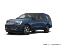 2018 Ford Expedition XLT | Photo 3 | blue metallic