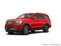 2018 Ford Expedition XLT | Photo 3 | Ruby Red Tinted Clear Metallic