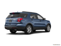 2018 Ford Explorer BASE | Photo 2 | blue metallic