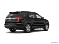 2018 Ford Explorer BASE | Photo 2 | Shadow Black