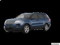 2018 Ford Explorer BASE | Photo 3 | blue metallic