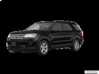 2018 Ford Explorer BASE | Photo 3 | Shadow Black