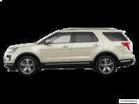 2018 Ford Explorer PLATINUM | Photo 1 | Platinum Dune Metallic