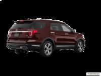 2018 Ford Explorer PLATINUM | Photo 2 | Cinnamon Glaze