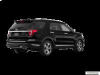 2018 Ford Explorer PLATINUM | Photo 2 | Shadow Black