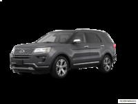 2018 Ford Explorer PLATINUM | Photo 3 | Magnetic Metallic