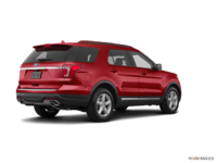 2018 Ford Explorer XLT | Photo 2 | Ruby Red Metallic