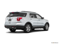 2018 Ford Explorer XLT | Photo 2 | Ingot Silver Metallic