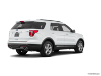 2018 Ford Explorer XLT | Photo 2 | Oxford White