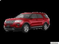 2018 Ford Explorer XLT | Photo 3 | Ruby Red Metallic